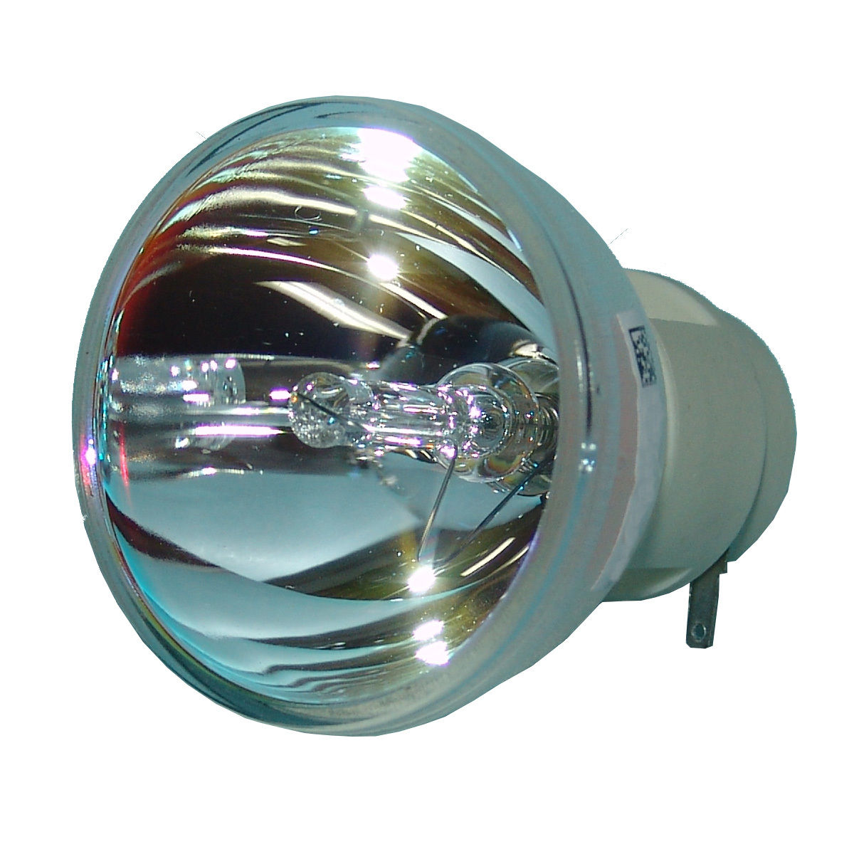 Compatible Bare Bulb 5J.J4G05.001 for Benq W1100 W1200 Projector Lamp Bulbs without housing replacement compatible bare bulb 5j 08g01 001 lamp for benq mp730 projector