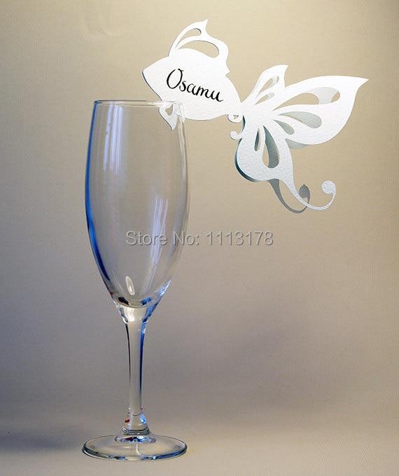 Matrimonio Tema Grano : Segnaposti mare matrimonio a tema bicchiere di vino