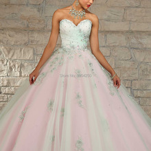 XGGandXRR AQ002 Pink Quinceanera Dresses with Jacket Gowns