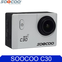 Original SOOCOO C30 4K Wifi Gyro Diving HD Sport Action Camera 1pcs 1050mAh Extra Battery Charger