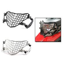 Frame Front Headlight Mesh Grill Grille Cover Guard Protector for 2017-2019 BMW G310GS G 310 GS 17 18 19 цены