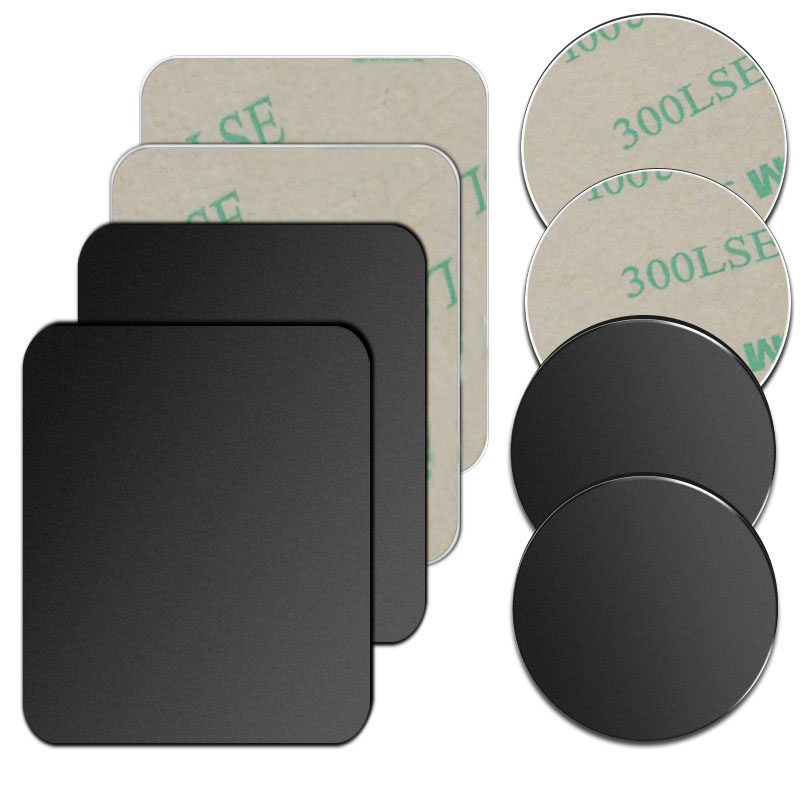 SZKOSTON 5pcs/1pc/lot Metal Plate Disk For Magnet iron Sheet Sticker For Magnetic Car
