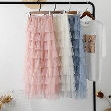 c5abf1dc0 Compra white applique long skirt y disfruta del envío gratuito en ...