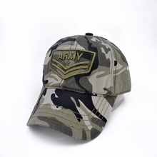 camouflage baseball cap Letter army snapback Hat for men Cap gorra casquette dad hat