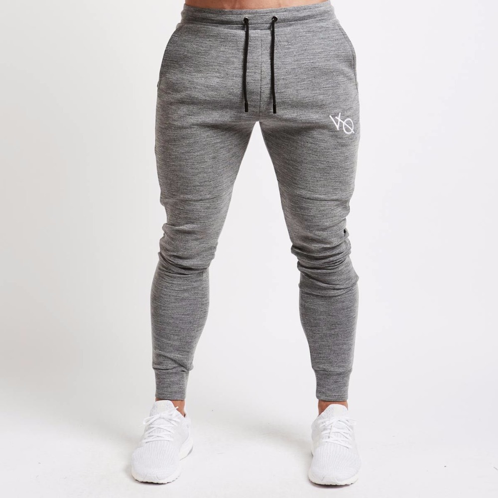 Sports & Entertainment 2018 New Cotton Pants Running Tights Men Sports Leggings Workout Sweatpants Joggers For Men Jogging Leggings Gym Male Trousers Running Pants