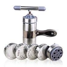 Ручной прибор для лапши производитель из нержавеющей стали ручная машина для пасты