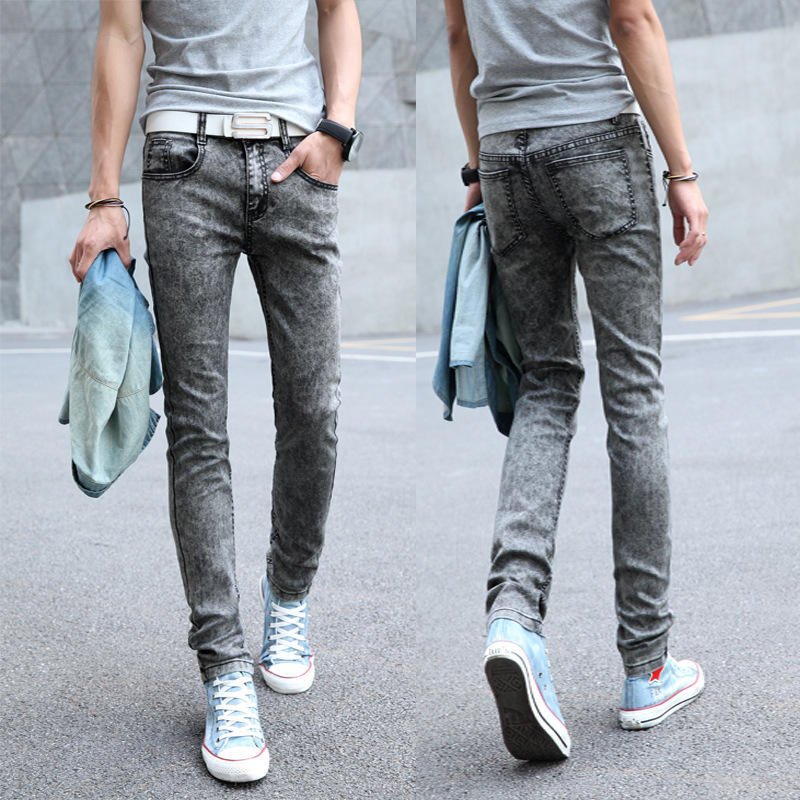 Slim skinny jeans for men – Global fashion jeans models