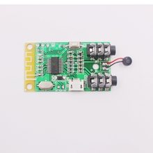 2in1 Wireless Stereo Bluetooth Audio Receiver Transmitter Rezeptor 3,5 MM AUX mikrofon Für Verstärker headset Lautsprecher DIY