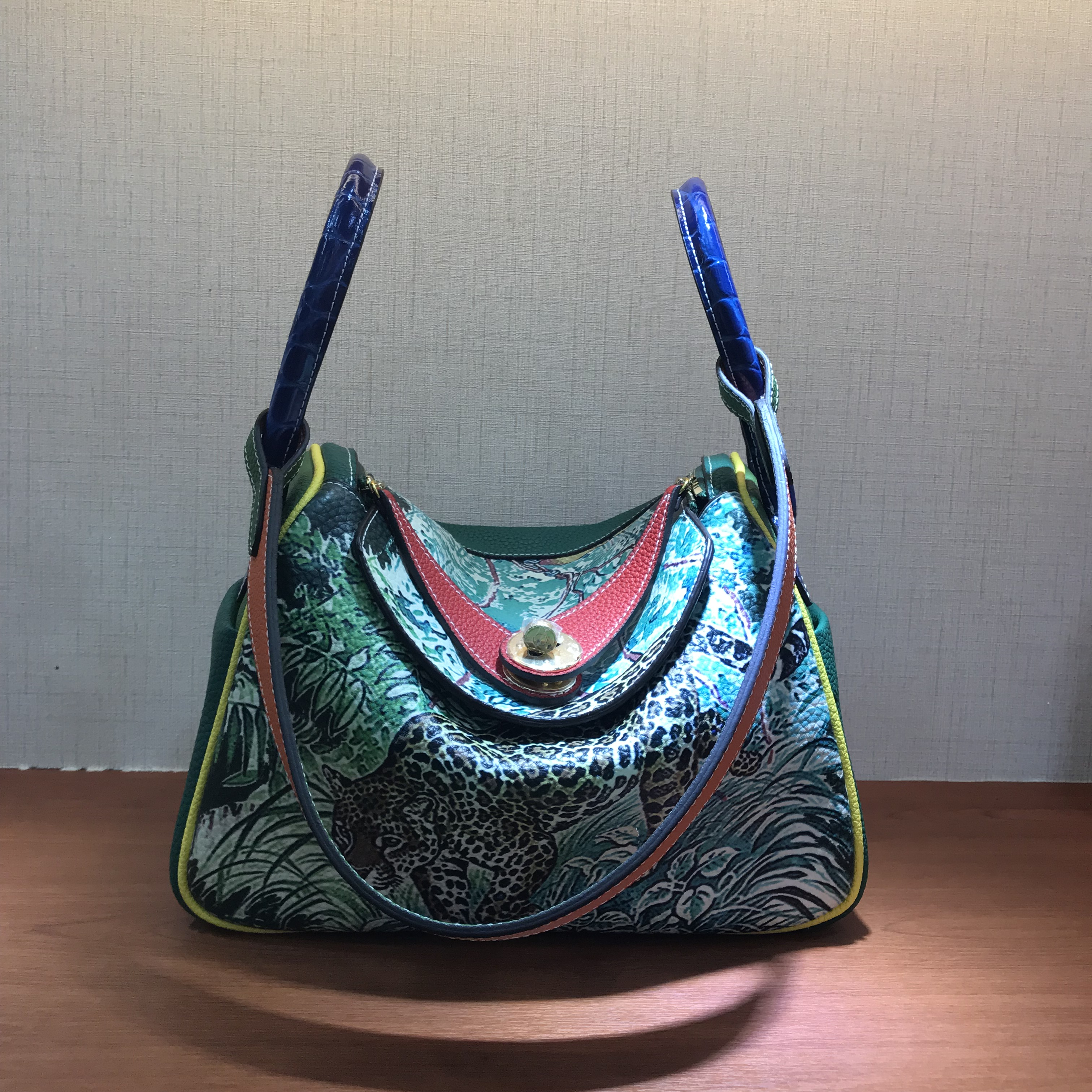 Kafunila genuine cow leather bags for women 2019 luxury handbags women bags designer famous brand crossbody bag bolsa feminina in Top Handle Bags from Luggage Bags