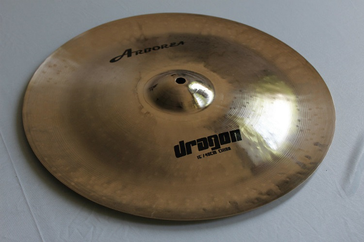 Dragon series 16 China Cymbal B20 cymbal high quality b20 cymbals dragon 16 o zone china