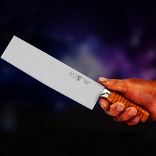 Liang Da Brand 4cr13mov Stainless Steel Blade Single 6 Chef Knife Resin Fibre Handle Kitchen Unique Design Cooking Tools