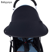 Baby Stroller Sunshade Canopy Cover For Prams compatible with Baby Yoya/yoyo Strollers Car Seat Buggy Pushchair Pram accessories