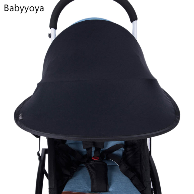 Baby Stroller Sunshade Canopy Cover For Prams Compatible With Baby