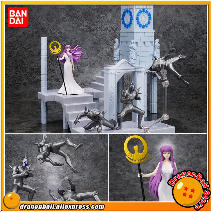 Japan Anime Saint Seiya Original BANDAI Tamashii Nations D.D.PANORAMATION / DDP Action Figure - Athena japan anime saint seiya original bandai tamashii nations d d panoramation ddp action figure sagittarius aiolos