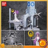 Japan Anime Saint Seiya Original BANDAI Tamashii Nations D.D.PANORAMATION / DDP Action Figure Athena