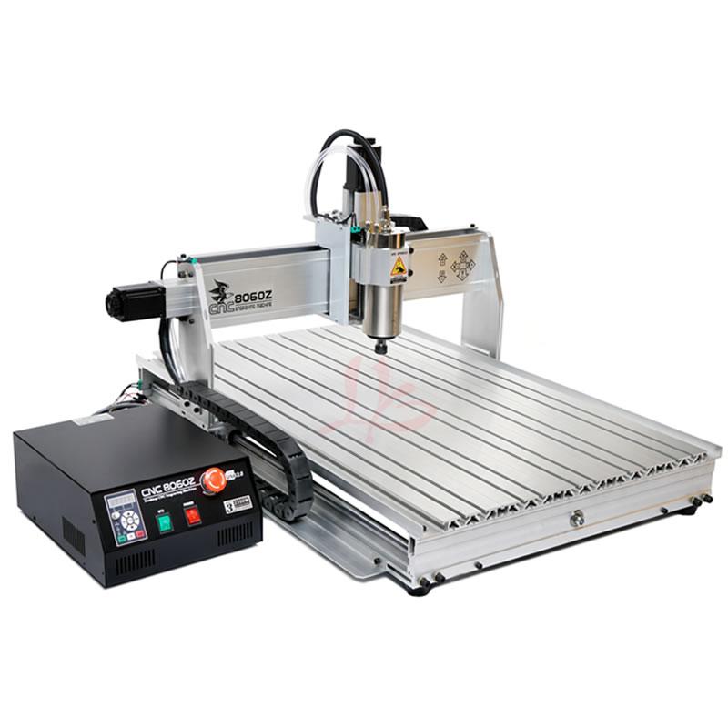 CNCルーター8060Z 2200W - 木工機械 - 写真 2