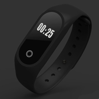 Q7 smart sleep monitoring movement bracelet health measuring heart rate oxygen oxygen blue bracelet