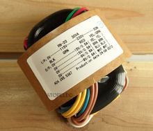 오디오 앰프 프리 앰프 amp dac r 코어 용 115 v 230 v 30 w r 코어 변압기 15 v + 15 v 9 v + 9 v