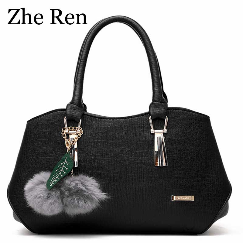 Bags For Women Ladies Luxury Handbags Designer PU Leather Big Bag Shoulder Crossbod Bag Sac A Main