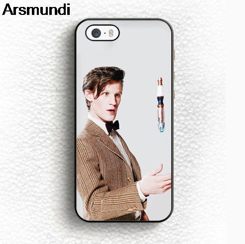 Cellphones & Telecommunications Adaptable Arsmundi Hipster Matt Smith Doctor Dr Who Phone Cases For Iphone 4 5c 5s 6s 7 8 Plus X For Samsung Case Soft Tpu Rubber Silicone To Make One Feel At Ease And Energetic Phone Bags & Cases