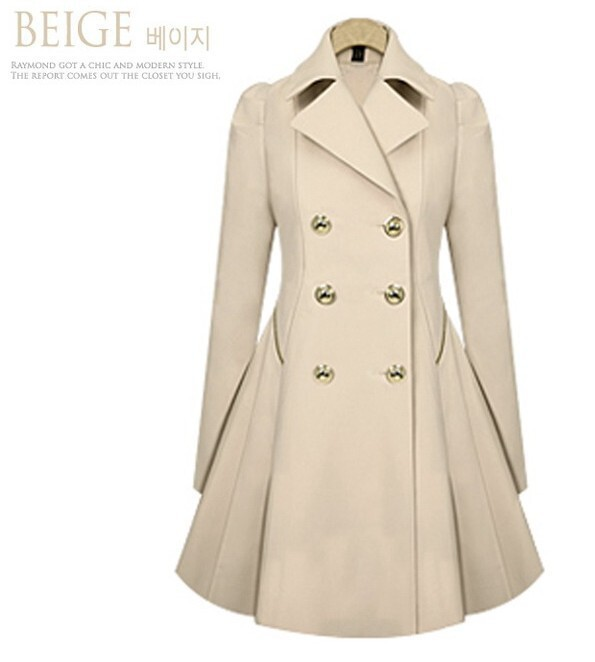 Ladies winter coats designs – Novelties of modern fashion photo blog