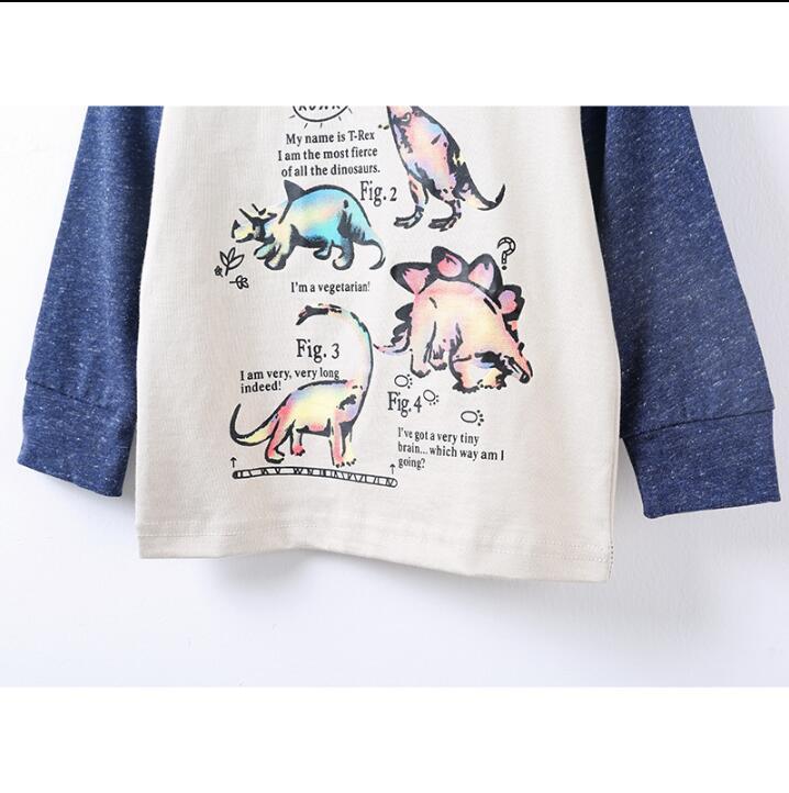 2-7-years-Boys-T-shirt-Kids-Tees-Baby-Boy-brand-t-shirts-Children-tees-Long-Sleeve-100-Cotton-cute-dinosaur-shirts-3