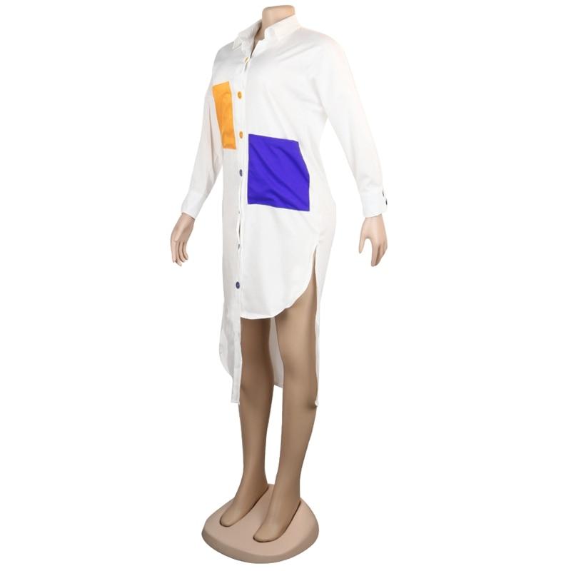 long sleeve shirt dress -04