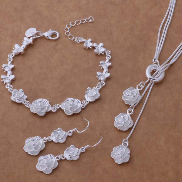 Silver Jewelry Necklace...