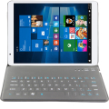 Ultra-delgado bluetooth keyboard case para xiaomi mipad 2 ventanas de 7.9 pulgadas 10 de la tableta de la pc para xiaomi mipad 2 windows 10 keyboard case