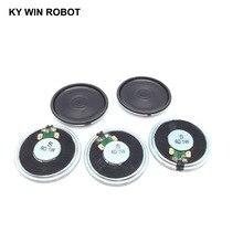 5pcs/lot New Ultra-thin Mini speaker 4 ohms 1 watt 1W 4R Diameter 40MM 4CM thickness 5MM