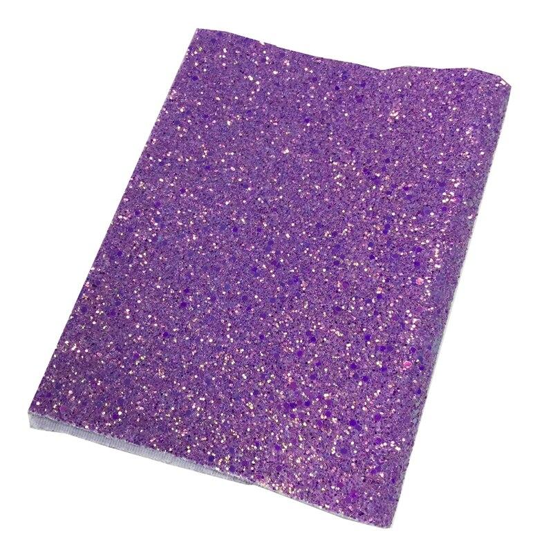 25*100 см сорт 3 объемный Блестящий виниловый рулон ткани для обоев, настольного бегуна, банта для волос DIY украшения ремесла 1 шт