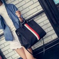 Bags 2019 messenger nylon women's handbag fashion shoulder bag large