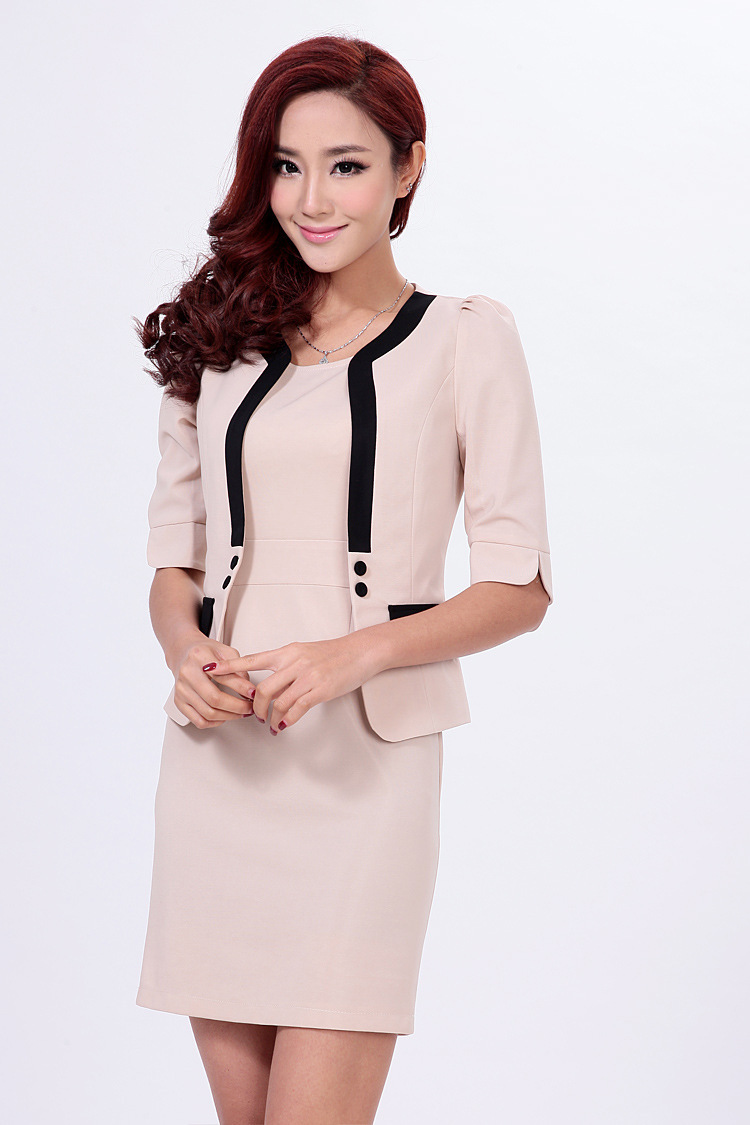 Autumn 2015 New Formal Office Womens Business Suits Work Wear