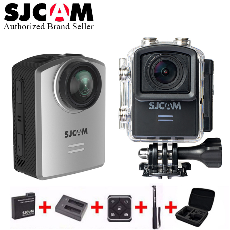 SJCAM Original M20/M20 Air Mini Sports Action Camera Underwater 4K Wifi Gyro Mini Camcorder 16MP Waterproof SJCam Sport DVSJCAM Original M20/M20 Air Mini Sports Action Camera Underwater 4K Wifi Gyro Mini Camcorder 16MP Waterproof SJCam Sport DV