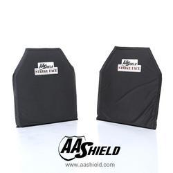 AA Schild Kugelsichere Weichen Panel Körper Rüstung Einsätze Platte UHMWPE Core Selbstverteidigung Liefern Ballistischen NIJ IIIA Lvl 3A 10x12 #1