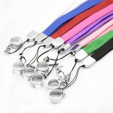 E Cig Shisha Hookah Colorful Neck Strap Lanyard Vape Pen Holder Ego Cigarettes(China)