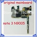 Dhl/ems liberan lte placa madre para samsung note 3 n9005 32 gb mainboard original europa versión android sistema de la placa lógica