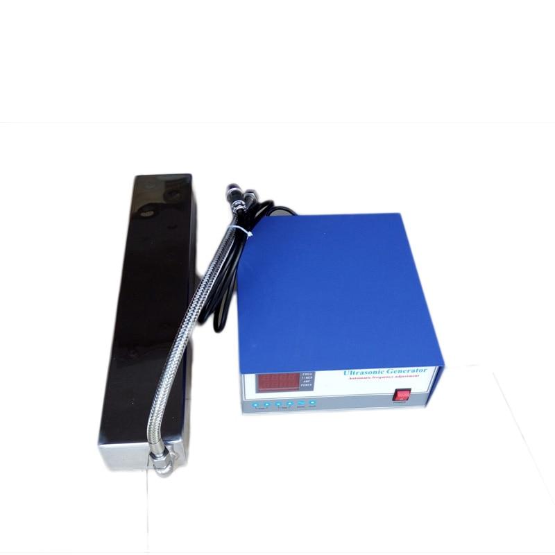 Diy dalgıç ultrasonik dönüştürücü jeneratör ile ultrasonik yıkayıcı
