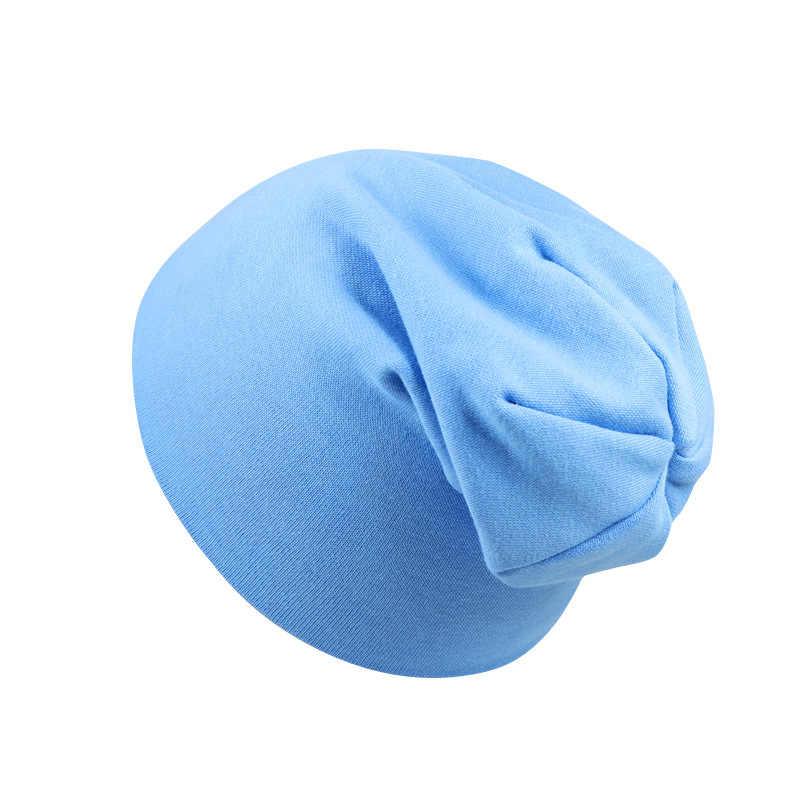 เด็กใหม่ Street Dance Hip Hop หมวกเด็กหมวกผ้าพันคอสำหรับชายหญิงถักหมวกฤดูหนาว Warm สีเด็กหมวกจัดส่ง