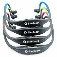 2 Unidades de Los Deportes Auriculares Inalámbricos V3.0 Stereo Bluetooth Headset de Auriculares con Micrófono para El Teléfono Móvil Iphone Ipod PC TV