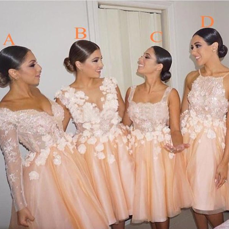 Popular Country Style Bridesmaid Dresses Buy Cheap Country