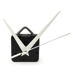 DIY Clock Black Quartz Watch Wall Clock Movement Mechanism Parts Repair Replacement Essential Accessories