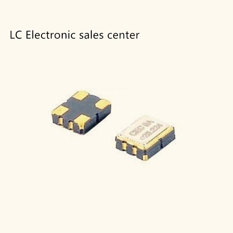 5PCS 16M 16.000M 16MHz 16.000MHz OSC Active Crystal Oscillator 3225 3.2mm×2.5mm