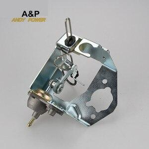 Image 2 - 5kw 6.5KW  generator Auto carburetor choke valve governing pump,188F GX390/GX420 auto choke valve regulating pump damper bracket
