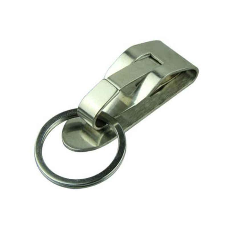 SEKINEW Essenziale 1 pz Heavy Duty Military Survivor Clip da Cintura di Sicurezza Della Catena Chiave Per Ourdoor Camping Car Ornamento Accessori
