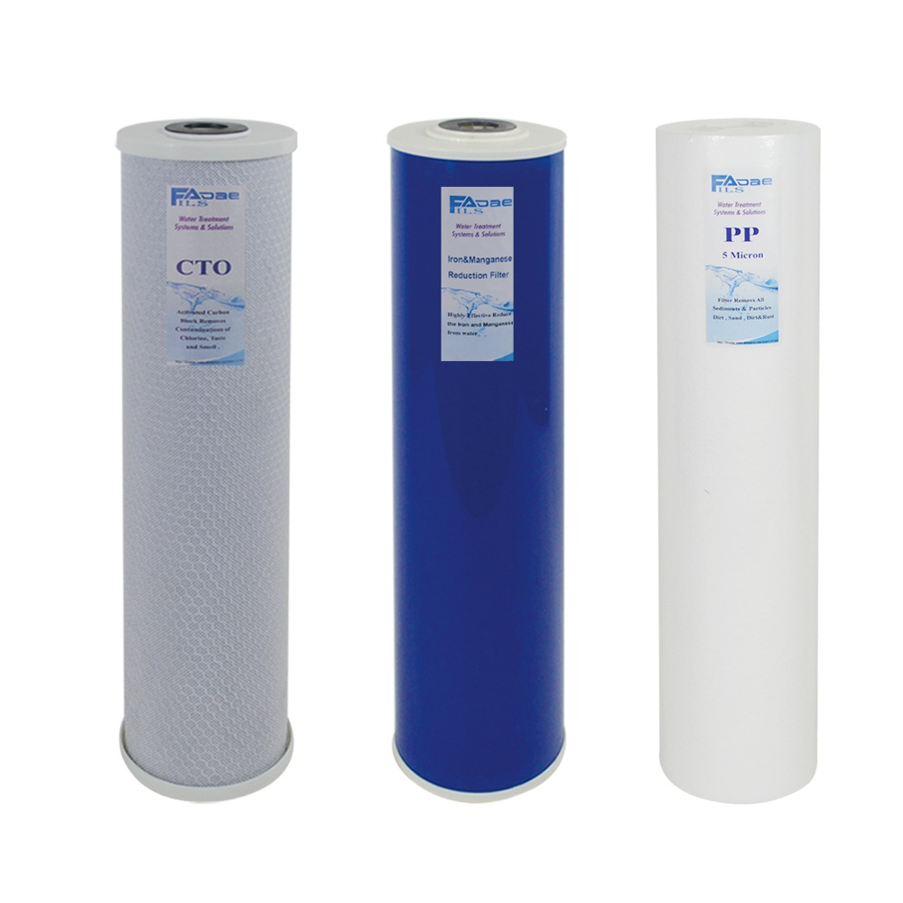 Whole House Water Filter System Replacement Filters 20