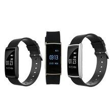 Новый OLED Экран Смарт часы браслет bluetooth механизм браслет heartrate Приборы для измерения артериального давления кислорода оксиметр Спорт браслет