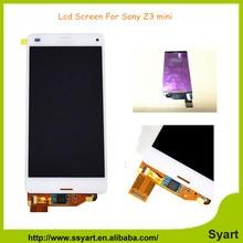 Für sony xperia z3 compact lcd z3 mini lcd d5803 d5833 display touchscreen digitizer Assembly + Kleber + Werkzeuge Kostenloser versand