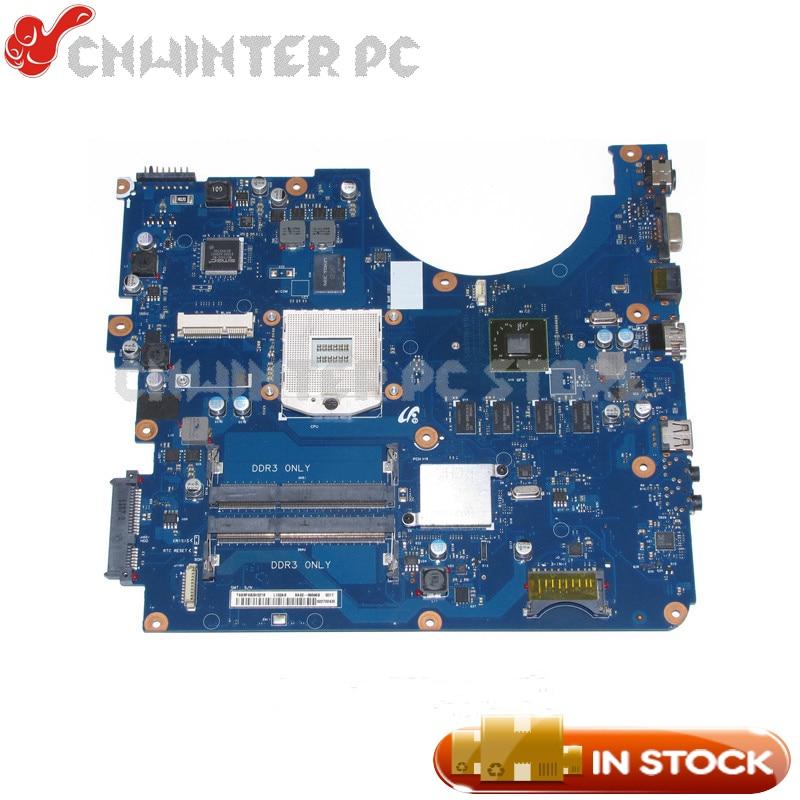 все цены на NOKOTION BA92-06596A BA92-06596B BA41-01353A For Samsung NP-R540 R540 Laptop motherboard HM55 HD4500 graphics card