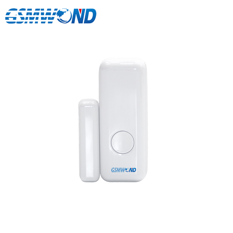 433MHz Wireless Door Window Open Detector Door Sensor Alarm For PG103 / W2B Wifi GSM GPRS APP RFID Home Burglar Alarm System